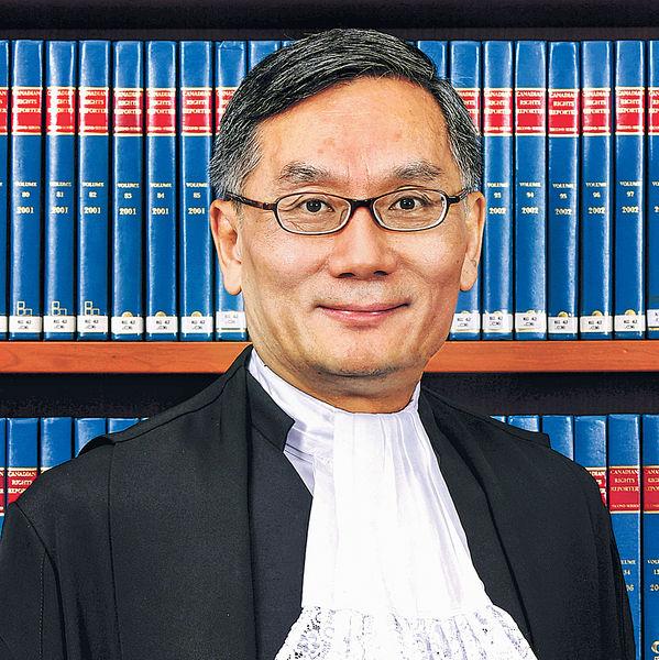 立會通過 張舉能任終院首席法官