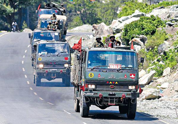 印度不再守協議 容許向解放軍開槍