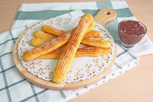 【甜品食譜】3步完成簡單快捷!免炸西班牙油條Churros食譜
