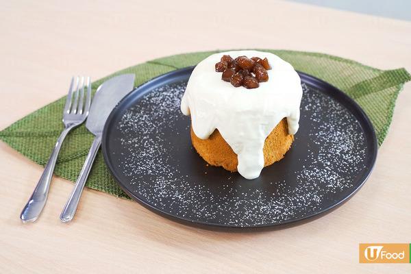 【蛋糕食譜】5步整出人氣打卡甜品!奶蓋珍珠奶茶戚風蛋糕食譜