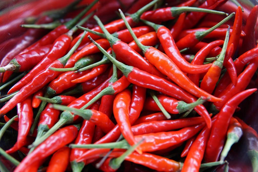 【心臟病】研究:每星期吃4次辣椒可護心 死於心臟病和中風的風險減半
