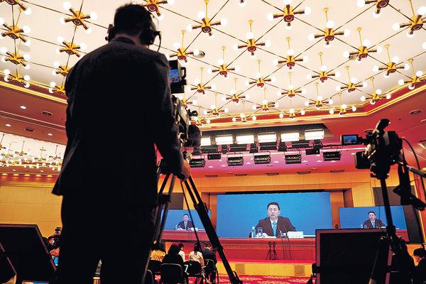 美外國使團名單 再增華4媒體 中方促停止偏見