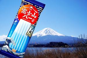 【日本便利店】日本樂天推出夏日消暑甜品 超清新富士山造型梳打雪條!