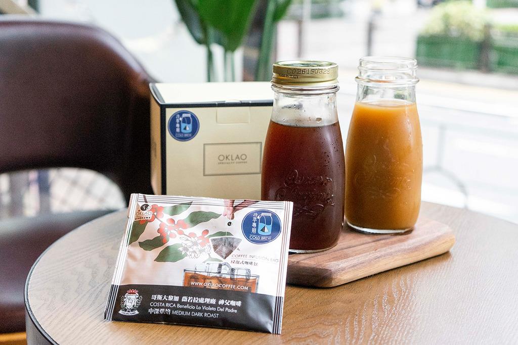 【咖啡推薦】Pacific Coffee網店推出浸泡式即沖咖啡包 加水冷藏輕鬆歎Cold Brew冷萃咖啡
