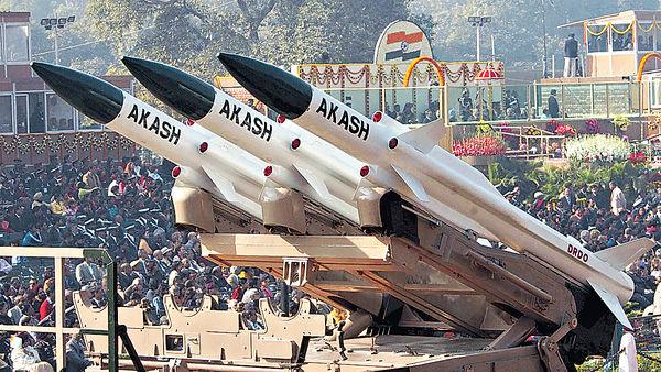 中印續對峙 印軍部署防空導彈系統
