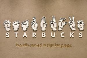 【日本Starbucks】日本首間提供手語服務Starbucks 於東京聽障人士學校隣近地區開幕