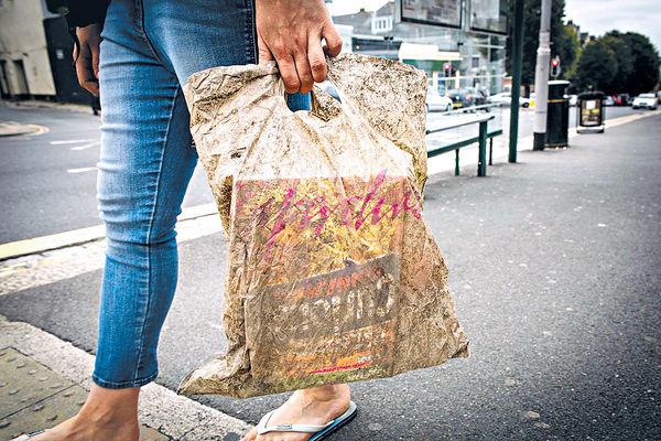 生物降解加劇暖化 聯國籲重複用膠袋