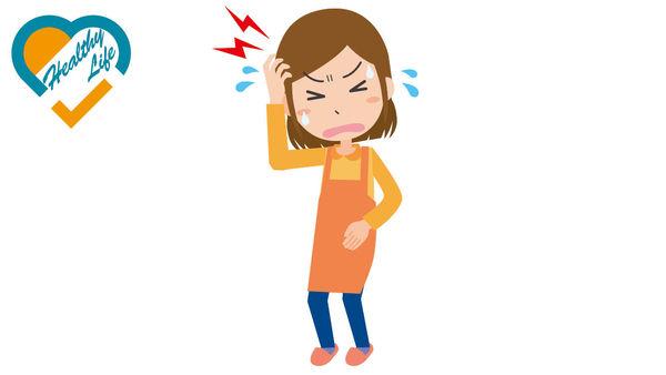 月經失調或生腦瘤