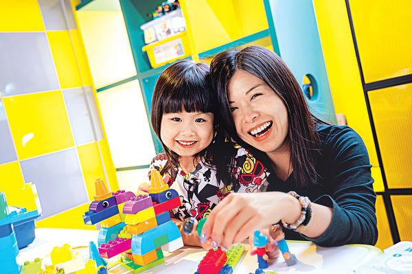 淺水灣全新教學活動中心 玩LEGO培養小朋友創意 DIY SLIME減壓好療癒