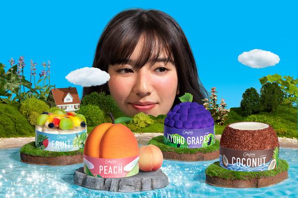【生日蛋糕】東海堂全新夏日水果造型蛋糕系列  白桃慕絲脆脆蛋糕/巨峰提子乳酪慕絲蛋糕/菠蘿寒天慕絲切餅