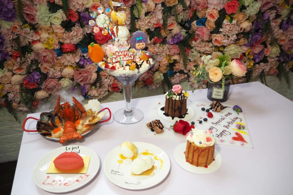 【尖沙咀美食】尖沙咀樓上Cafe Happyland新推出雲朵蛋糕!所有主菜/甜品/飲品第2件半價