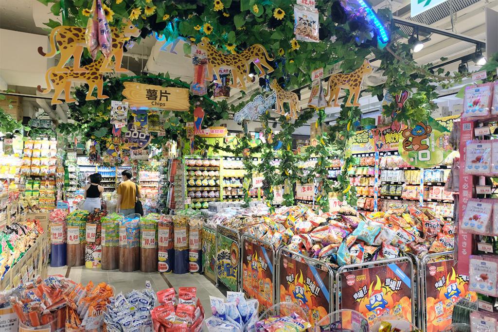 【donki必買】銅鑼灣驚安的殿堂Don Don Donki開幕 掃街美食/超市食品推介