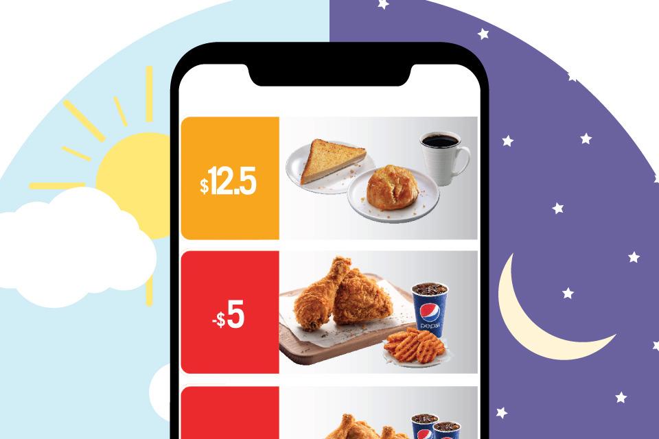 【kfc優惠券】KFC推出快閃每日優惠 7月優惠券/外賣優惠碼同步登場