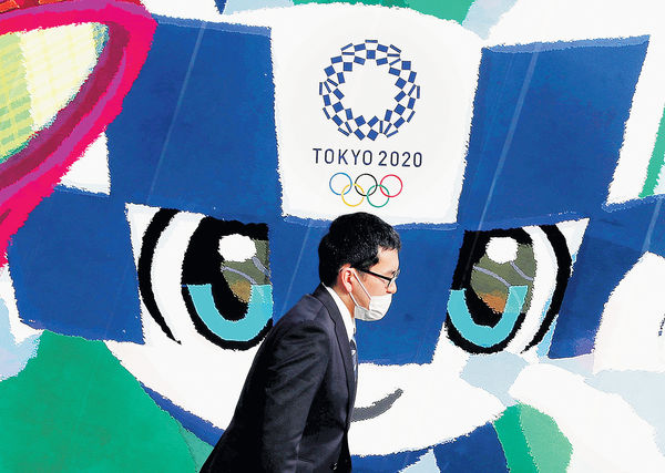 縮減直播恐違約 東京奧運難簡化