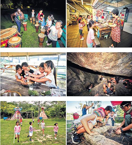 「野童再生」夏令營2020