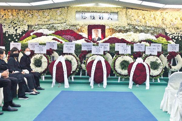四房子女送別 何鴻燊喪禮一連3天舉行
