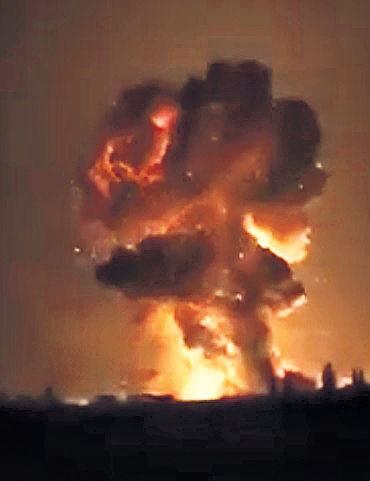 四川鞭炮廠爆炸 現「蘑菇雲」釀6傷