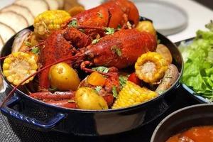 【網購優惠】網購平台外賣直送海鮮食材套餐  在家輕鬆歎SHAKE SHAKE海鮮/卜卜蜆雞煲/粥底海鮮鍋