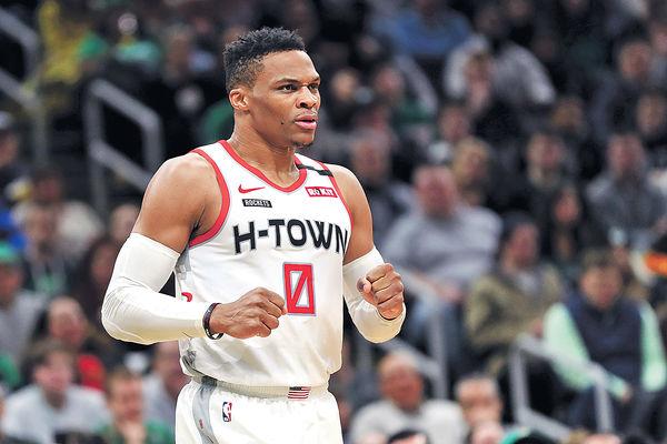 韋斯卜克確診 NBA復賽現陰霾