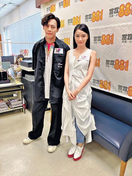 陳穎欣@SG 幫隊友做紅娘