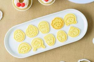 【烘焙DIY】網購卡通造型甜品烘焙套裝低至6折優惠  小丸子/角落生物造型模具+材料齊全+直送上門