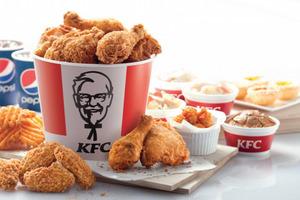 【KFC優惠2020】KFC一星期外賣自取優惠 買晚餐憑單送早餐!