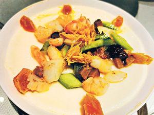 名人飯堂 無味精創意粵菜