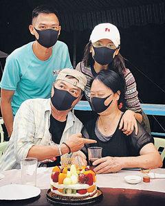 群星告白 激親父母刻骨銘心的一次 黃宗澤︰偷5蚊買零食遭媽咪痛打