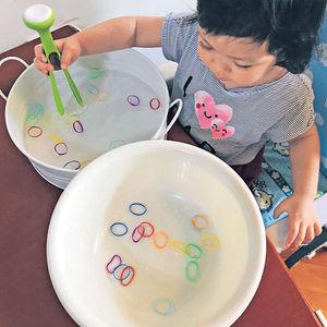 新手媽媽 DIY教具訓練孩子好奇心