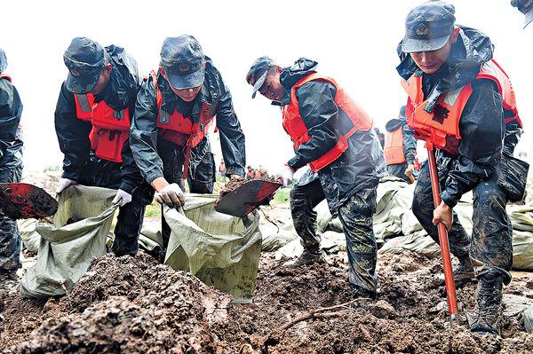 長江二號洪峰 安全通過三峽大壩