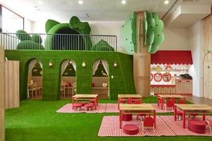 【台灣美食】台灣最大Sanrio主題親子餐廳開幕!布甸狗/玉桂狗/Melody等多個角色造型美食