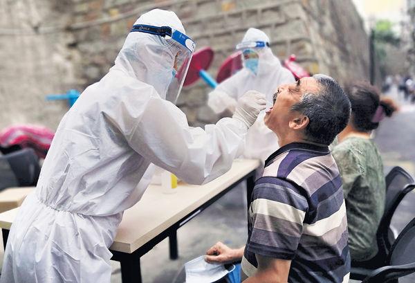 新疆增8宗本地個案 福建無症狀患者來自香港