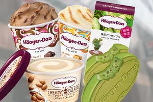 【便利店新品】Häagen-Dazs全新Gelato系列推出3款口味!同步加推日本直送四重抹茶脆皮雪糕三明治