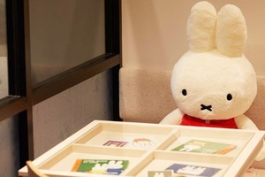 【Miffy餐廳】日本新開Miffy主題餐廳「Dick Bruna TABLE」 超時尚裝潢/多個打卡位!