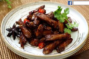 【中式食譜】4步自家製台灣夜市經典美食    超惹味小食麻辣鴨舌