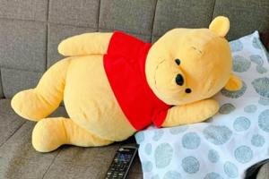 【Winnie the Pooh】可愛小熊維尼耍廢日常 內心OS超有戲 搞笑生活照引起網民共鳴!
