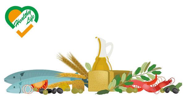 地中海飲食法 防腦退化
