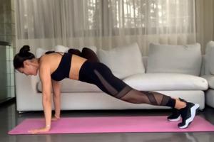 【健康減肥】留在家做8分鐘簡易HIIT爆汗帶氧運動 8個動作改善心肺功能+增強抵抗力