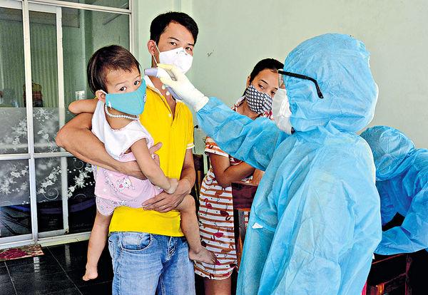 越南峴港疫情再起 8萬人疏散