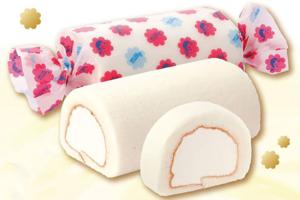 【日本手信甜品】日本不二家牛奶糖味卷蛋手信 爆餡煉奶忌廉+牛乳蛋糕