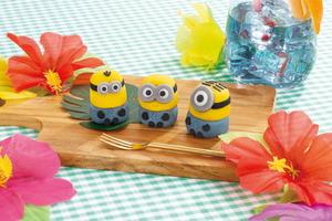 【日本便利店】日本Lawson便利店新限定 超可愛肥嘟嘟Minions造型和菓子
