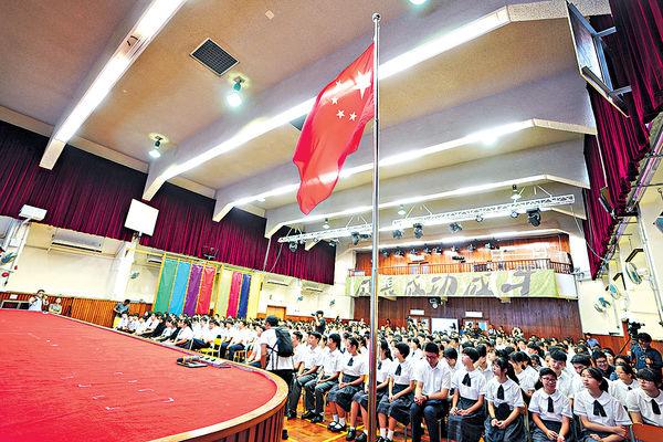 國安委首要工作 清除教育界「壞蘋果」 李家超:有信心1至2年見成績