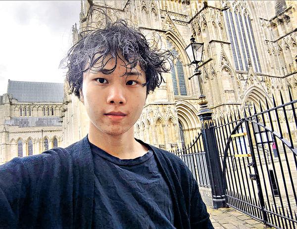 「學生動源」前成員劉康 已抵英尋庇護