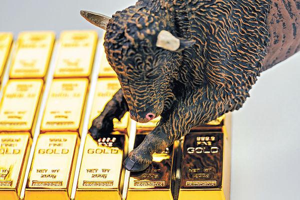 黃金衝2000美元的故事