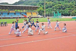 小學武術隊 訓練自律團結 發揮正向精神