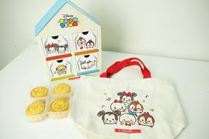 【月餅優惠】A-1 Bakery推出迪士尼Tsum Tsum奶黃月餅/和風雪糕月餅!早鳥優惠+送限定款式 Tsum Tsum手挽袋