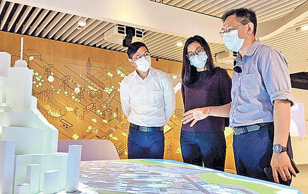 陳茂波料第3季經濟續受壓 發展局設逾6500短期職位