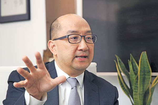 建議設「過渡立法會」 譚志源倡被DQ議員可重新宣誓
