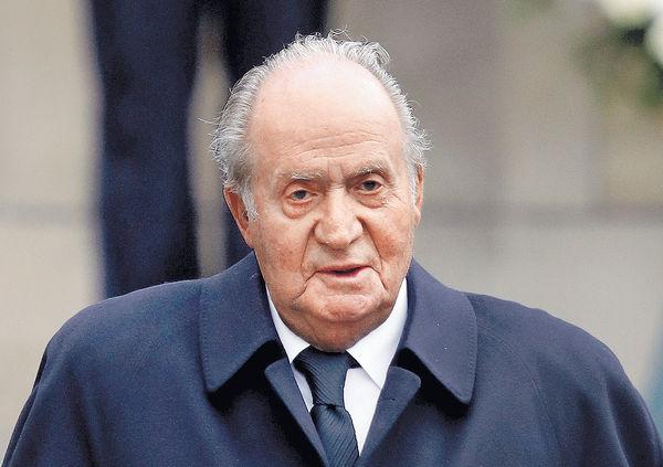 捲財務醜聞 西班牙前國王流亡海外