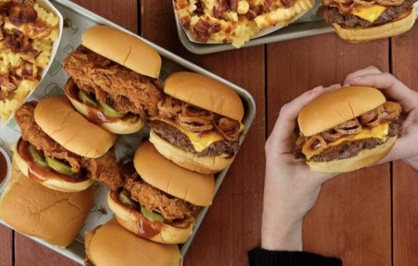 人氣連所漢堡店Shake Shack ,近日推出香港首個期間限定BBQ系列美食。